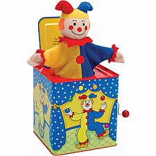 Musical Jester Jack-in-the-Box