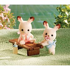 Calico Critters Hopscotch Twins