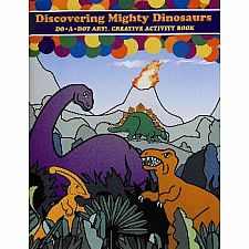 Do A Dot Dinosaurs Activity Book