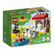 10870 Farm Animals DUPLO