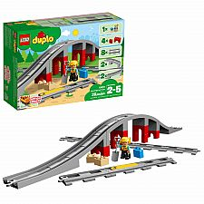 10872 Train Bridge and TracksDUPLO