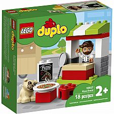 DUPLO Pizza Stand 10927