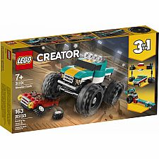 Monster Truck 31101 Creator