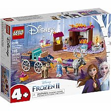 Elsas Wagon Adventure 41166Frozen 2
