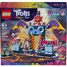 Volcano Rock City 41254 Trolls