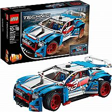 42077 Rally Car TECHNIC