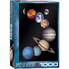 NASA The Solar Systems 1000