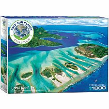Coral Reef 1000 Puzzle