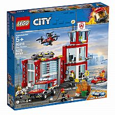 Fire Station 60215 LEGO