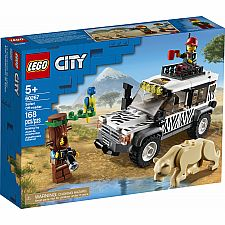 Safari Off Roader 60267