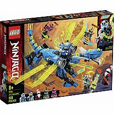 Jays Cyber Dragon 71711Ninjago