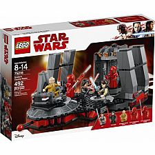 75216 Snoke Throne Star WarsLEGO