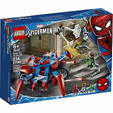 Spider Man v Doc Ock 76148