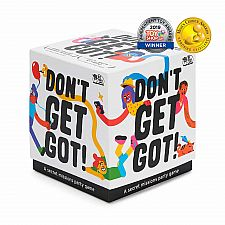 Don't Get Got: A Party Game About Completing Secret Missions