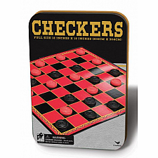Checkers in a Tin