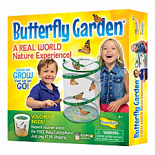 Butterfly Garden Insect Lore