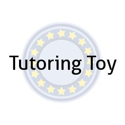 Tutoring Toy