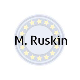 M. Ruskin