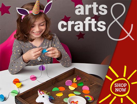 D Arts & Crafts